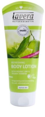 Lavera Body Spa Lime Sensation мляко за тяло