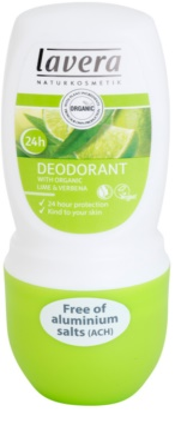 Lavera Body Spa Lime Sensation desodorante roll-on