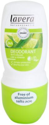 Lavera Body Spa Lime Sensation Roll-On Deodorant