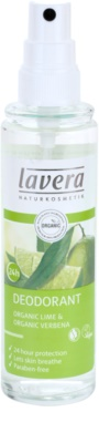 Lavera Body Spa Lime Sensation Deodorant Spray 1