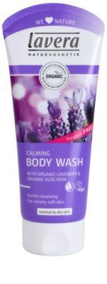 Lavera Body Wash Calming gel de duche