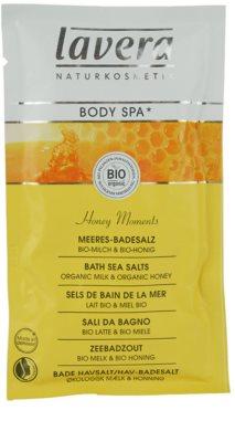 Lavera Body Spa Honey Moments сол за баня