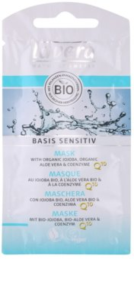 Lavera Basis Sensitiv Q10 Maske gegen Falten