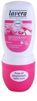 Lavera Body Spa Rose Garden desodorante roll-on