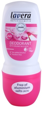 Lavera Body Spa Rose Garden desodorizante roll-on