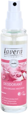 Lavera Body Spa Rose Garden deodorant spray 1