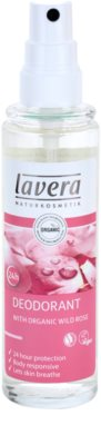 Lavera Body Spa Rose Garden deodorant ve spreji 1