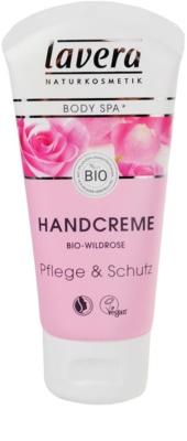 Lavera Body Spa Rose Garden crema de maini