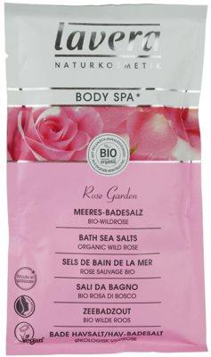 Lavera Body Spa Rose Garden Badesalz