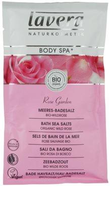 Lavera Body Spa Rose Garden fürdősó