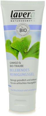 Lavera Faces Cleansing gel limpiador para pieles mixtas y grasas
