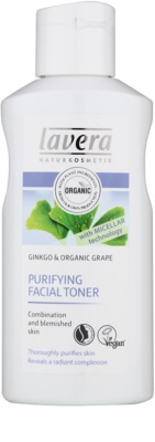 Lavera Faces Cleansing tónico de limpeza para pele mista e oleosa