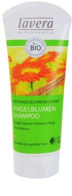 Lavera Hair Shampoo champô para cabelo normal a quebradiços normal para cabelos quebradiços
