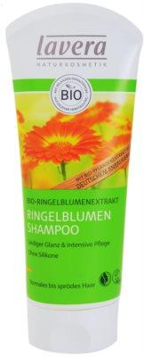 Lavera Hair Shampoo Shampoo für normales bis brüchiges Haar