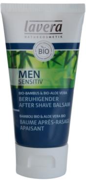 Lavera Men Sensitiv успокояващ балсам след бръснене