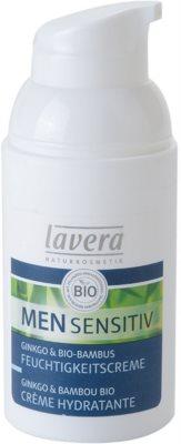Lavera Men Sensitiv поживний зволожуючий денний крем 1