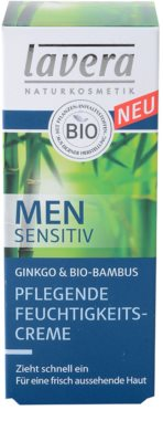 Lavera Men Sensitiv поживний зволожуючий денний крем 3