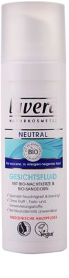 Lavera Neutral fluido hidratante para pele sensível
