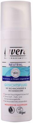 Lavera Neutral vlažilni fluid za občutljivo kožo