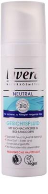 Lavera Neutral зволожуючий флюїд для чутливої шкіри