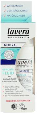 Lavera Neutral fluido hidratante para pele sensível 3