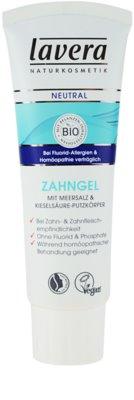 Lavera Neutral zubní gel s mořskou solí