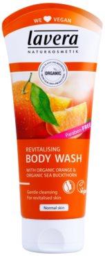 Lavera Body Wash Revitalising gel de duche