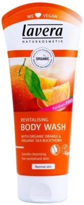 Lavera Body Wash Revitalising gel za prhanje