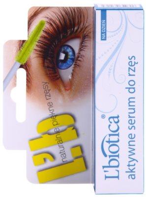 L'biotica Active Lash sérum activo para pestañas y cejas 3