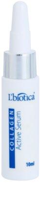 L'biotica Active Serum Collagen nega proti gubam z učinkom liftinga