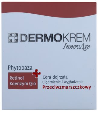L'biotica DermoKrem InnovAge крем проти зморшок 2