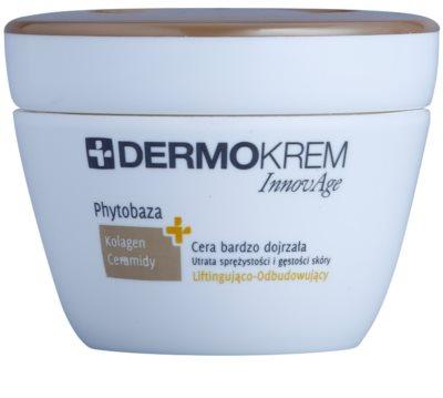 L'biotica DermoKrem InnovAge crema cu efect de lifting