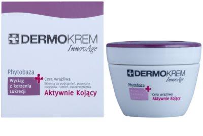 L'biotica DermoKrem InnovAge pomirjujoča krema za občutljivo kožo, nagnjeno k rdečici 1