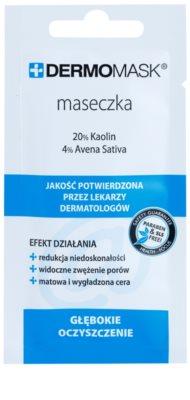 L'biotica DermoMask masca pentru pielea cu imperfectiuni