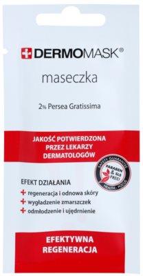 L'biotica DermoMask pleťová maska s regeneračním účinkem