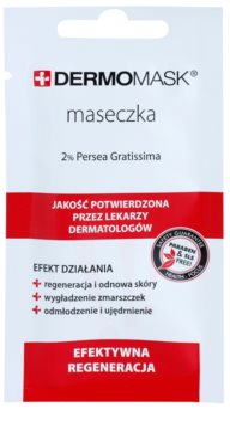 L'biotica DermoMask pleťová maska s regeneračným účinkom