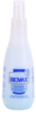 L'biotica Biovax Weak Hair sérum bifásico para cabello débil
