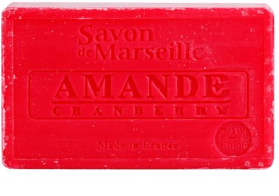 Le Chatelard 1802 Almond Cranberry luxusné francúzske prírodné mydlo