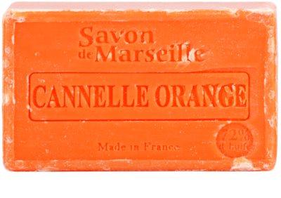 Le Chatelard 1802 Orange Cinnamon luksusowe francuskie mydło naturalne
