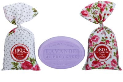 Le Chatelard 1802 Lavender from Provence lote cosmético II.