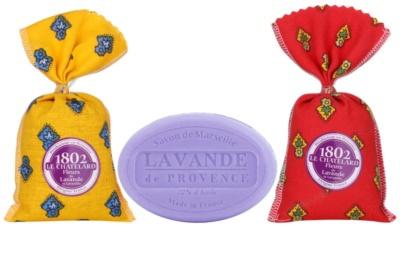Le Chatelard 1802 Lavender from Provence Kosmetik-Set  IV.