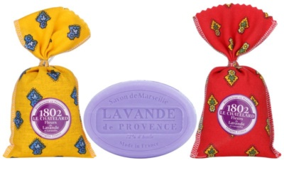 Le Chatelard 1802 Lavender from Provence kozmetika szett IV.