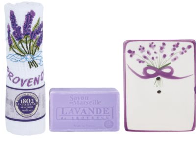 Le Chatelard 1802 Lavender from Provence kozmetični set VI.