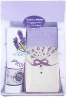 Le Chatelard 1802 Lavender from Provence lote cosmético VI. 1