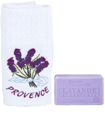 Le Chatelard 1802 Lavender from Provence lote cosmético VIII.