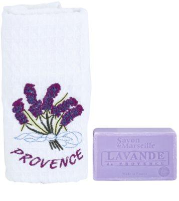 Le Chatelard 1802 Lavender from Provence zestaw kosmetyków VIII.