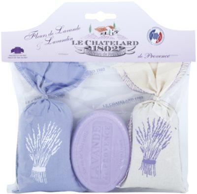 Le Chatelard 1802 Lavender from Provence Kosmetik-Set  XI. 1