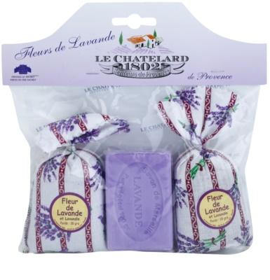 Le Chatelard 1802 Lavender косметичний набір I. 1