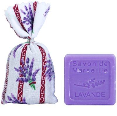 Le Chatelard 1802 Lavender kozmetika szett II.
