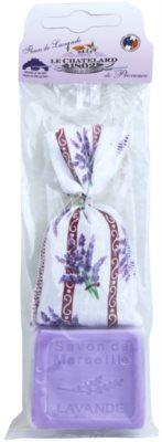 Le Chatelard 1802 Lavender kosmetická sada II. 1